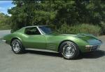 Green Corvette
